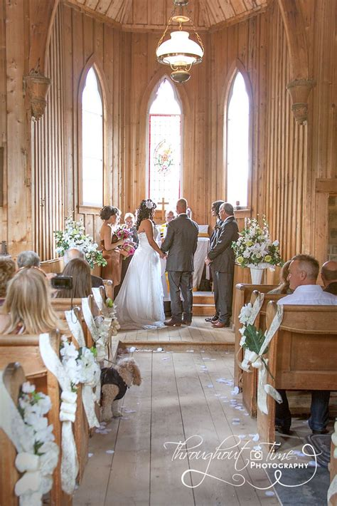 A Small Intimate Wedding Held In A Beautiful Old Rustic