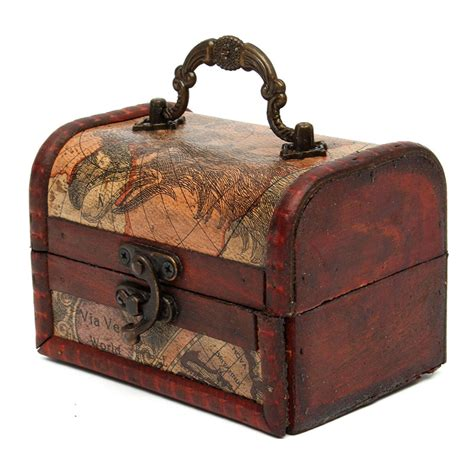 holiday wood storage box ideas decorative gift vintage wooden jewelry box