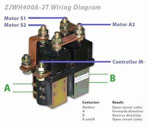 Nanfeng Reversing  Dpdt  Contactor Sw202 Equivalent  400a
