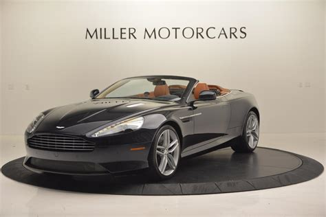 aston martin db9 used 2014 aston martin db9 volante westport ct