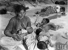 The Event Partition of india Women pay the price