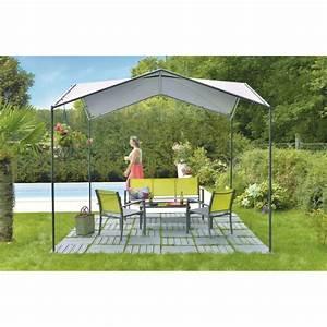 Salon De Jardin Bas : salon de jardin bas caraibes en acier salon bas de ~ Voncanada.com Idées de Décoration