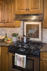 log cabin kitchen backsplash ideas 17 best ideas about log home kitchens on log