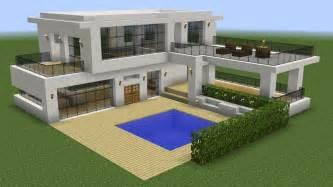 minecraft how to build a modern house 5 2016
