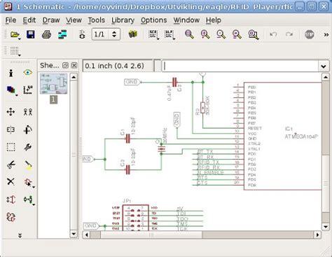 Screenshot Eagle Pcb Design Software Printed Circuit
