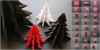 creative ideas diy origami christmas tree