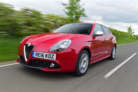 alfa romeo giulietta  facelift review auto express