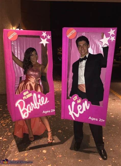 life size barbie ken costume
