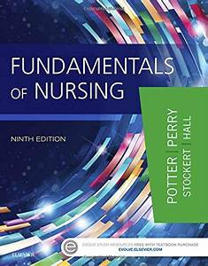 Fundamentals Of Nursing  Books And Resources