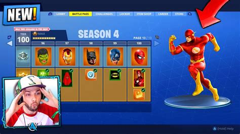 fortnite season 4 new season 4 fortnite battle royale heroes