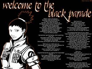 Black Parade -- Shikamaru Nara by SabakuNoHeeromai on ...