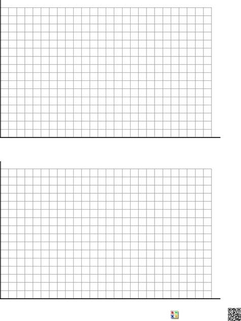 blank graph paper quadrant 1 world of printables