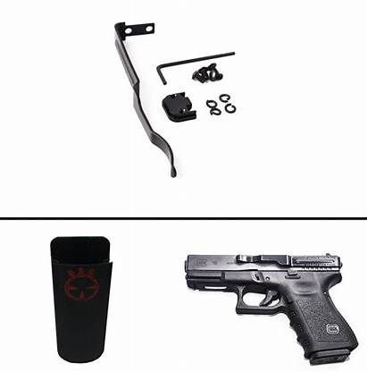 Glock Clipdraw Fits Models Arms Concealed Carry