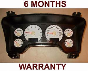 Instrument Cluster Repair 1996 Dodge Ram 1500