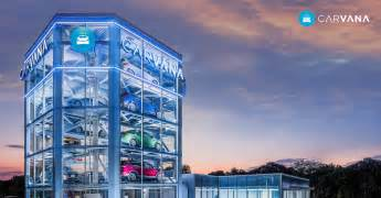 Carvana's Newest Car Vending Machine Comes To Raleigh