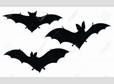bat silhouette clipart Clipground