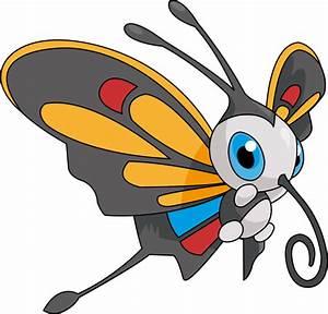 Beautifly Pokédex: stats, moves, evolution, locations ...