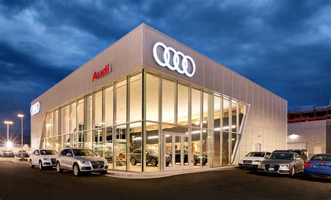 Ken Garff Porsche Audi Dealership
