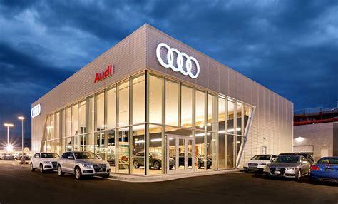 Ken Garff Porsche Audi Dealership