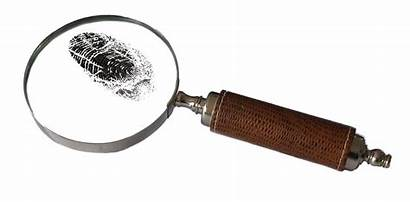 Magnifying Glass Mystery Clipart Transparent Detective Webstockreview