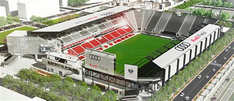 done deal district approves audi field soccer stadium digest