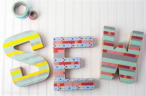 14 Washi Tape DIY's - A Little Craft In Your Day