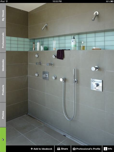 glass shower shelves for tile shower tile inset shelf glass tile in window with light behind mom s master bath