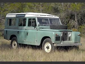Land Rover Avignon : location land rover 109 sw de 1965 pour mariage vaucluse ~ Gottalentnigeria.com Avis de Voitures