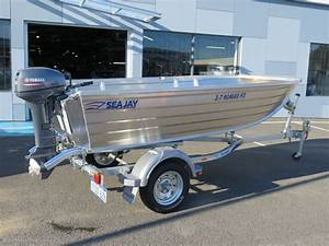 New Sea Jay 37 Nomad Quothigh Sidequot Trailer Boats Boats