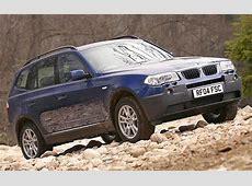 BMW X3 2004 Car Review Honest John