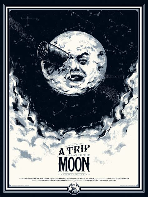 george melies editing movie critic a trip to the moon