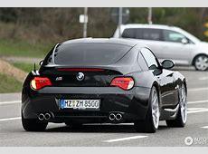 BMW Z4 M Coupé 1 May 2013 Autogespot