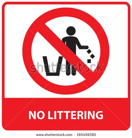 Do Not Litter Stock Images, Royaltyfree Images & Vectors