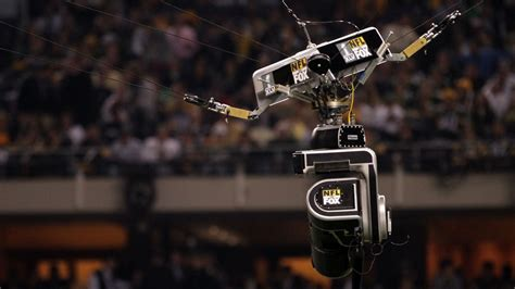 Fox Goes High Tech With Infrared Cameras For Super Bowl
