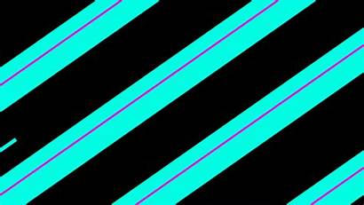 Lines Abstract Animation Retro Neon Vj Pattern