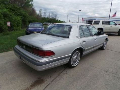 Sell Used 1993 Mercury Grand Marquis Gs In 909 Columbus