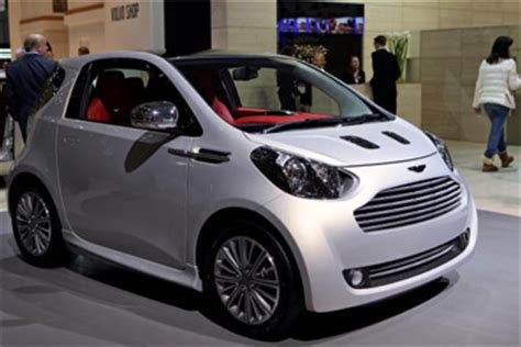 How The Aston Martin Cygnet Works Howstuffworks