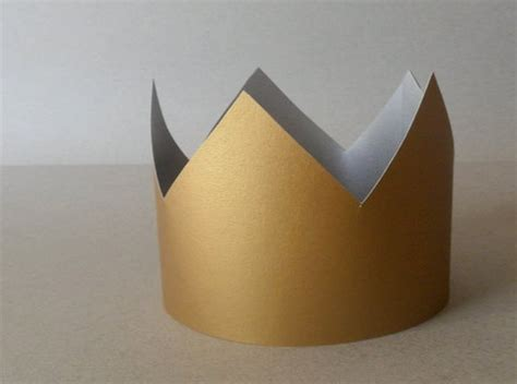paper crown templates    premium