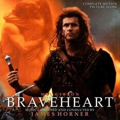 Braveheart Soundtrack (complete By James Horner
