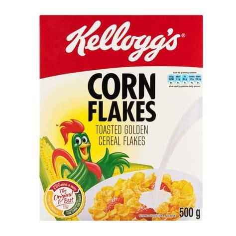 Kellogg's Corn Flakes 500g | Woolworths.co.za