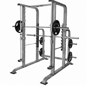 Is Smith Machine a More Useful Equipment for Weight ...