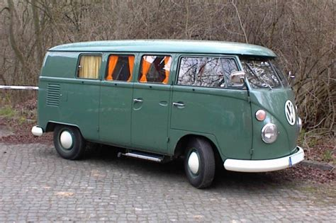 1950 Volkswagen Type2 T1 Review