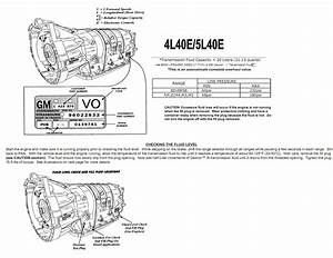 Transmission Repair Manuals Gm 5l40e   5l50e