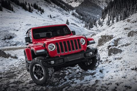 The 2019 Jeep Wrangler Is The Cheapest Off-roader You Can