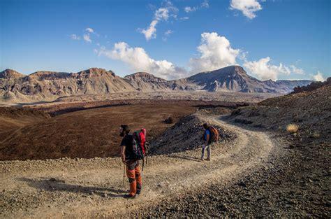 agenda sur bureau le parc national du teide ascension faune flore