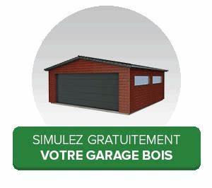 Garage Bois 40m2 : garage ossature bois bois et passion ~ Melissatoandfro.com Idées de Décoration