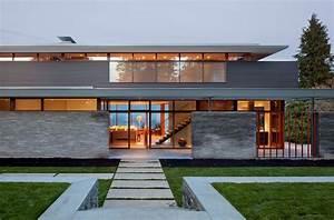 Chic Modern House Designs trend Portland Modern Exterior