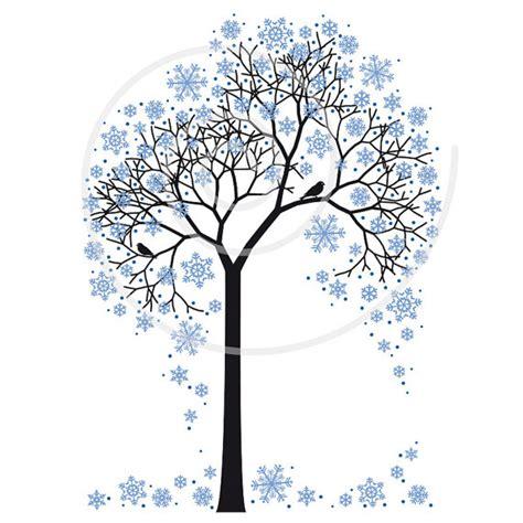 Winter Clip Free Clipart Winter Tree 101 Clip