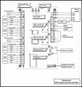 Magnetic Card Wiring Diagram