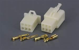 10 Sets  Kit 2 8 Series 6 Pin  Way Dj7061a 2 8 Electrical
